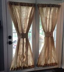 furniture amazing half door curtains 46 sheer curtain large size of rod pocket panel french window