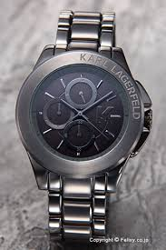 trend watch rakuten global market karl lagerfeld karl lagerfeld karl lagerfeld karl lagerfeld men watch energy chronograph energy chronograph gunmetal kl1403 02p01feb14