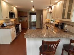 Mission American Kitchen Minneapolis Cambria Canterbury Countertops American Olean Arbor House Warm