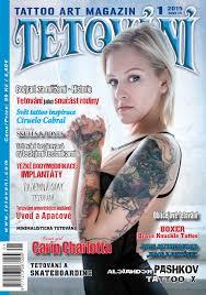 Tetování 12015 E Shop Magazínu Tetování