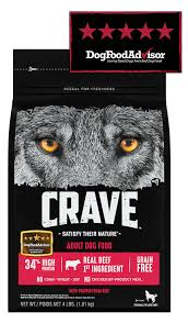 High Protein Dog And Cat Food Crave
