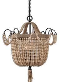 large round wooden chandelier black chandelier blue wood bead chandelier wood and iron chandelier wooden beads decor