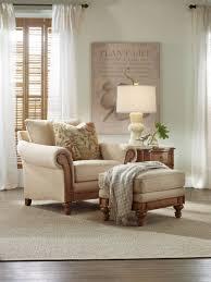 Ottomans For Living Room Hooker Furniture Living Room Windward Dart Honey Ottoman 1125 52016