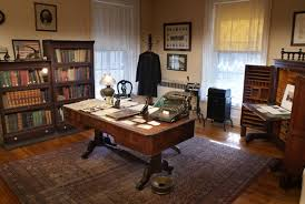 pictures of an office. originally a guest room the coal executiveu0027s office displays turnofthecentury furnishings and business equipment in an setting pictures of