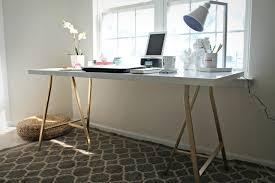 ikea office desk. Ikea Hack My Office Desk Shannon Claire