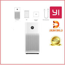 Máy lọc không khí Xiaomi Air Purifier Gen 3H - CHÍNH HÃNG DGW BH 12 THÁNG