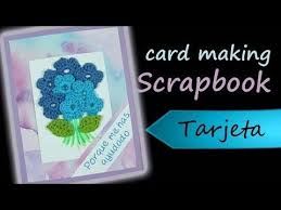 Easy Never Ending Card  Endless Card Making Idea How To Card Making Ideas Youtube