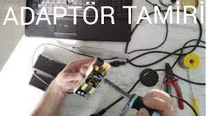 Laptop Dizüstü Notebook Adaptör Tamiri Nasıl Yapılır - YouTube