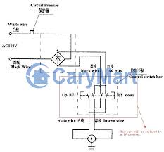 winch motor remote controlling replacement part so we drew a wiring diagram
