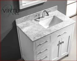 37 single sink vanity set w right offset sink in white ariel pertaining to elegant home offset sink vanity ideas