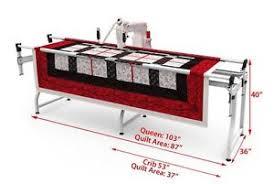Long Arm Quilting Machine   eBay & Grace Q'nique Long Arm Quilting Machine Display Demo Model Adamdwight.com