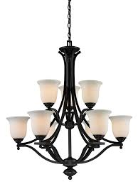 9 bulb steel chandelier pertaining to attractive household 9 bulb chandelier ideas