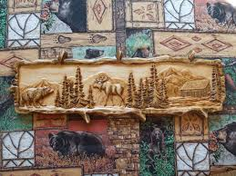 moose wood carving wall art hanging moose decor melbourne il fullxfull full size