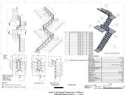 curved stair chair lift. Curved Stair Lift Cad Drawing Example Chair A