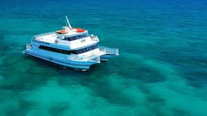 Islamorada glass bottom boat