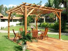 simple wood patio designs. Wood Patios Designs Simple Wooden Patio With Outdoor Furniture Pictures Of .