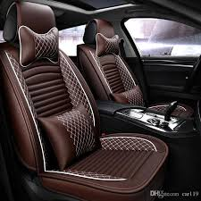 brand pu leather car seat covers