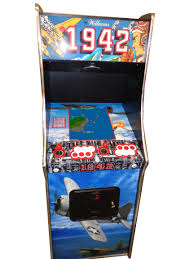 1942 Arcade Cabinet 1942 Mame Arcade Machine For Sale