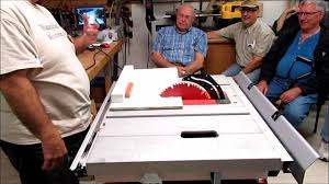 bosch table saw reaxx. testing the bosch reaxx table saw reaxx