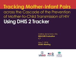 Infant Tracker Tracking Mother Infant Pairs Across The Cascade Of The