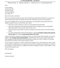 Unsolicited Cover Letter Template Best Unsolicited Cover Letter