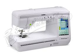 Brother Dream Catcher Sewing Machine DreamCreator Innovis VQ100 Affordable Quilting And Sewing 8