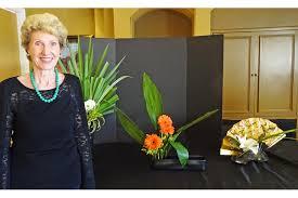 You Observed: Pen Women demonstrate flower arrangements - Polly ...