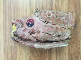 rawlings sg76 the mark of a pro right handed 13 vintage leather glove new listing baseball gloves mitts sidelineswap