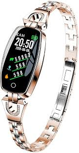 AOCKS H8 Smart Watch Blood Pressure Heart Rate ... - Amazon.com