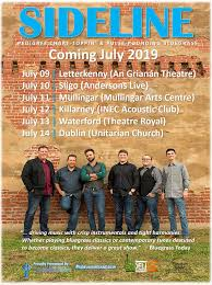 Traditional Irish Music Charts Sideline Ireland 2019 Mygrassisblue Com