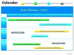Powerpoint Project Management Templates Project Management Calendar Template Templates Powerpoint