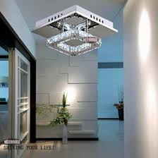 hallway lighting fixtures canada. canada modern led crystal ceiling light fixture square lamp for hallway corridor asile lighting fixtures e