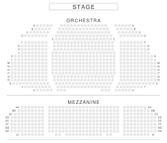Roundabout Theatre Cabaret Seating Chart 2019