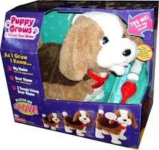 St Bermastiff Growth Chart Fisher Price Puppy Grows Brown St Bernard Puppy Dog Puppy