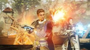 Fantasy battle royale Ashes of Creation ...
