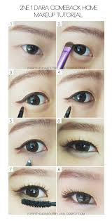 tutorial made by a newbie i know my makeup is not even close to dara there were lots and lots of mistakes and flaws but i had so much fun doing this