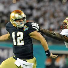 Notre Dame Football 2012: How Irish Would Fare with Andrew Hendrix ...