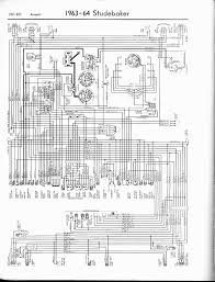 1956 studebaker wiring diagram 1956 automotive wiring diagrams 63 4 avanti wire