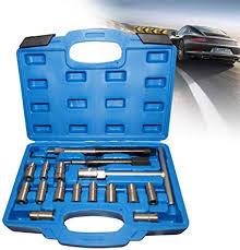 ZGYQGOO <b>17 pcs</b>. <b>Diesel</b> Injectors Injector Milling Seals Set for ...