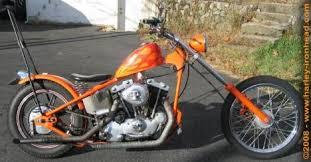 1979 harley davidson sportster xl ironhead hardtail custom chopper