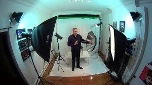 studio lighting basics home based studio easy set up 1 2 3 4 lights portrait you