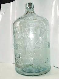 5 gallon glass jugs vintage water bottle jug co purity springs fl container with spigot