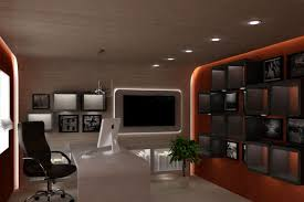 office room ideas. Larger Home Office Concept Room Ideas