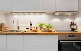 tidy and clean small kitchen design ideas white and bright small kitchen with wooden style
