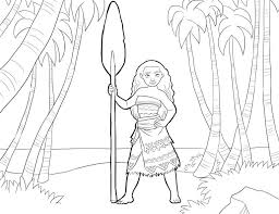 Activities such as coloring will improve your child's pencil grip, as well as helping them to relax, self regulate their mood and develop their imagination. Moana Coloring Pages Best Coloring Pages For Kids