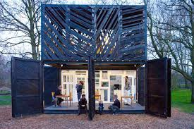 Noorderparkbar is a Coffee Shack Made From Second Hand Materials in  Amsterdam