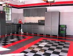 lovely red craftsman garage storage cabinets set on gray checd sears professional wall cabinet cabine