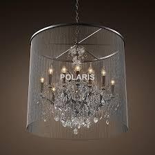 modern vintage crystal chandelier lighting rustic candle chandeliers pendant hanging light for home hotel and restaurant decor