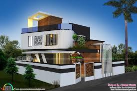 Tamilnadu Traditional House Designs 1920 Sq Dt Contemporary Style Tamilnadu House Kerala Home