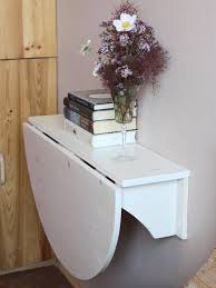best 25 wall mounted folding table ideas on fold down desk murphy desk and kids storage